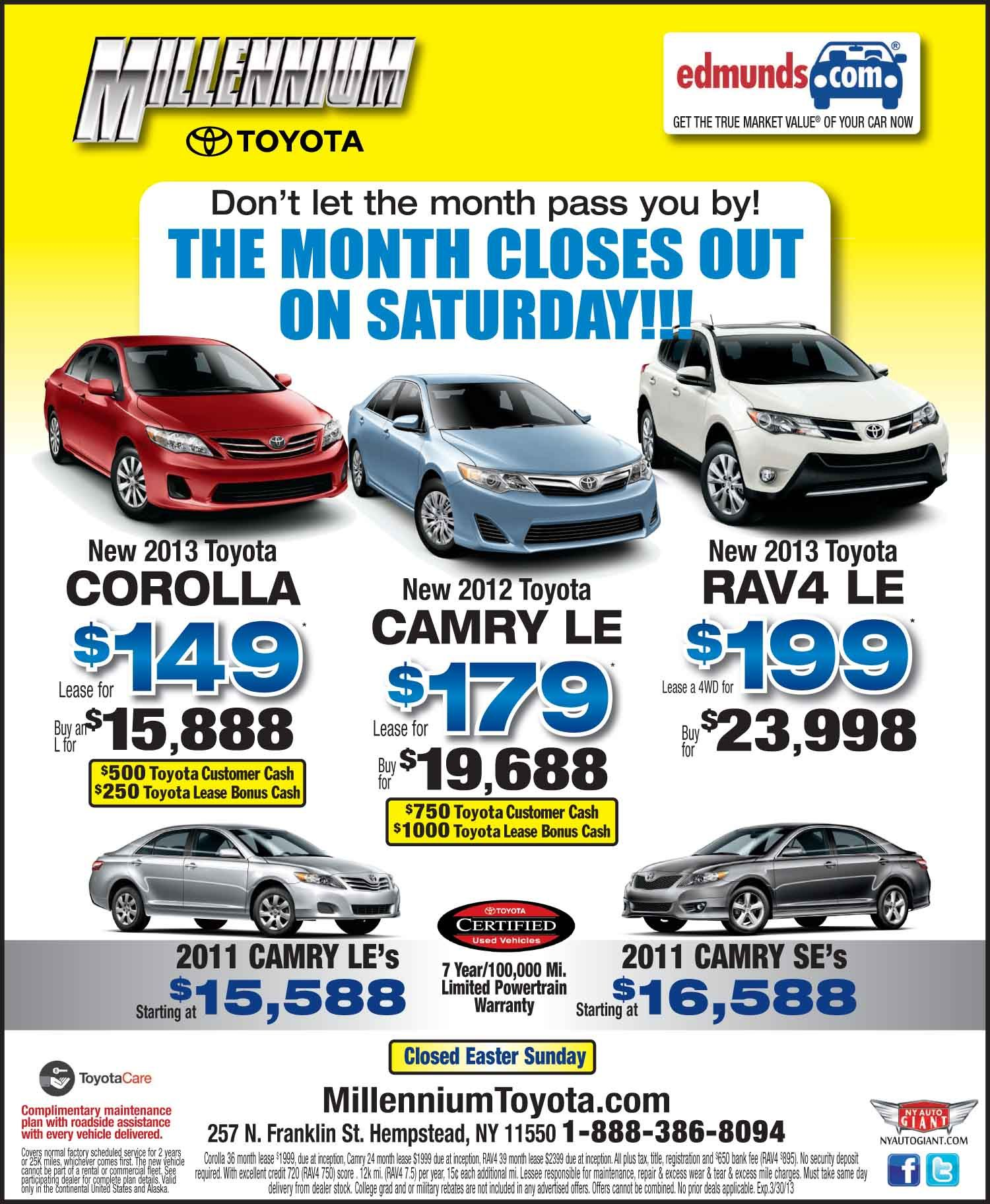 The Sale With Images Toyota Dealers Used Toyota Toyota