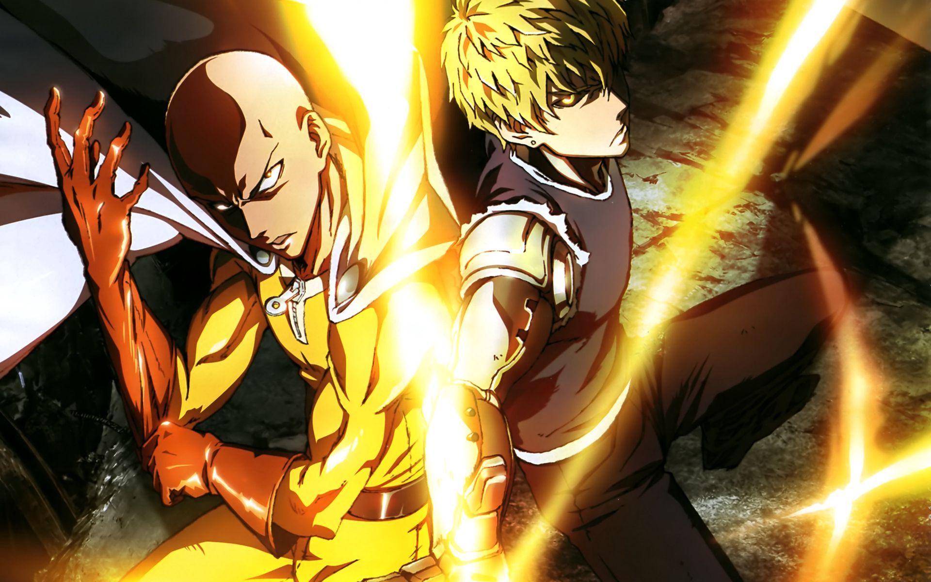 Imágenes De Anime in 2020 One punch man season, One