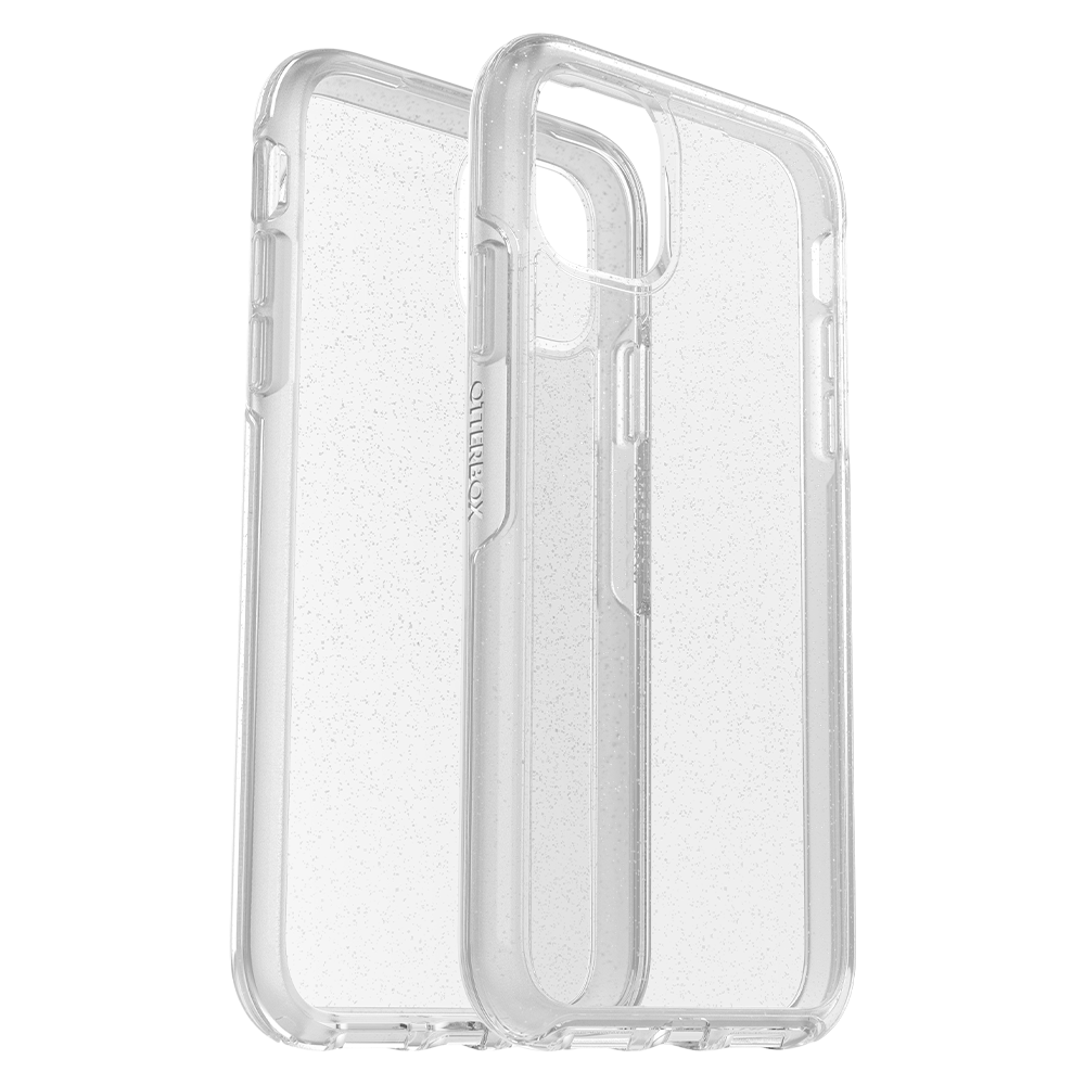 Otterbox Symmetry Clear Case For Apple Iphone 11 Stardust Clear Iphone Case Iphone 11 Clear Cases