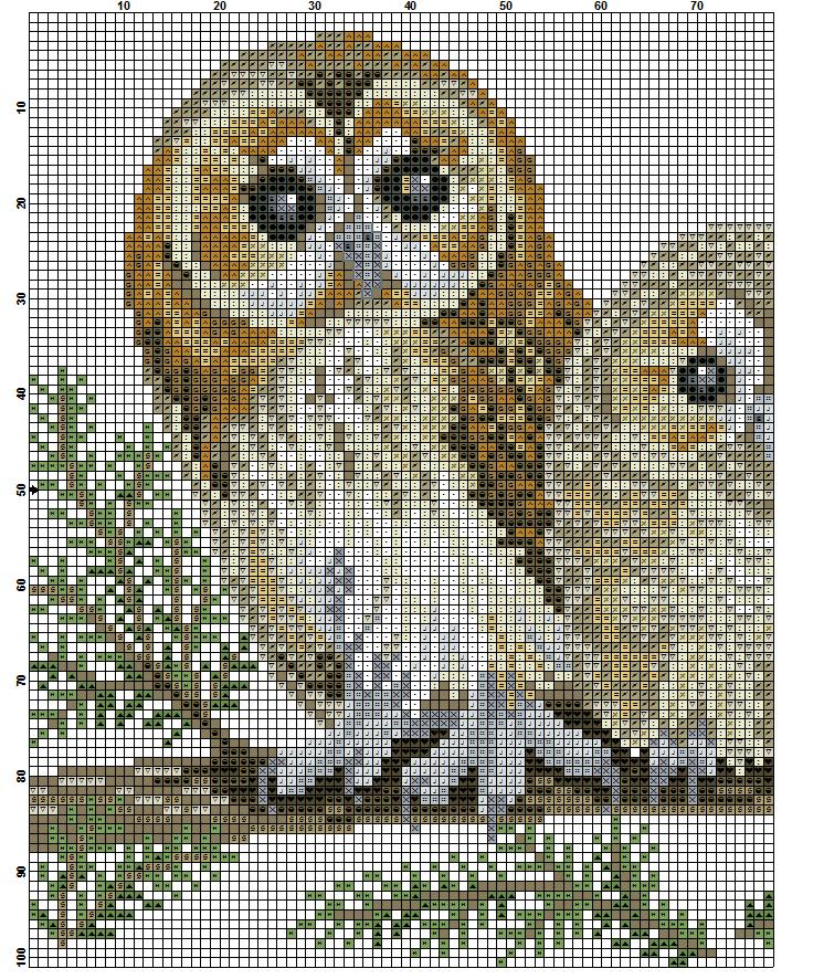 картинки из крестов совы винилового полотна глянцем