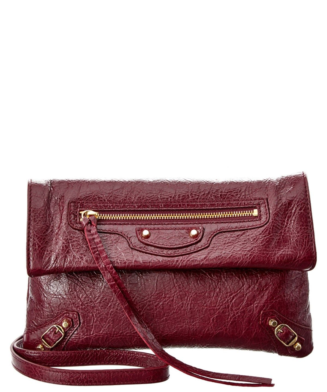 9ec60c2457 BALENCIAGA Balenciaga Classic Mini Leather Envelope Clutch Bag .  balenciaga   bags  shoulder bags  clutch  lining  leather  hand bags