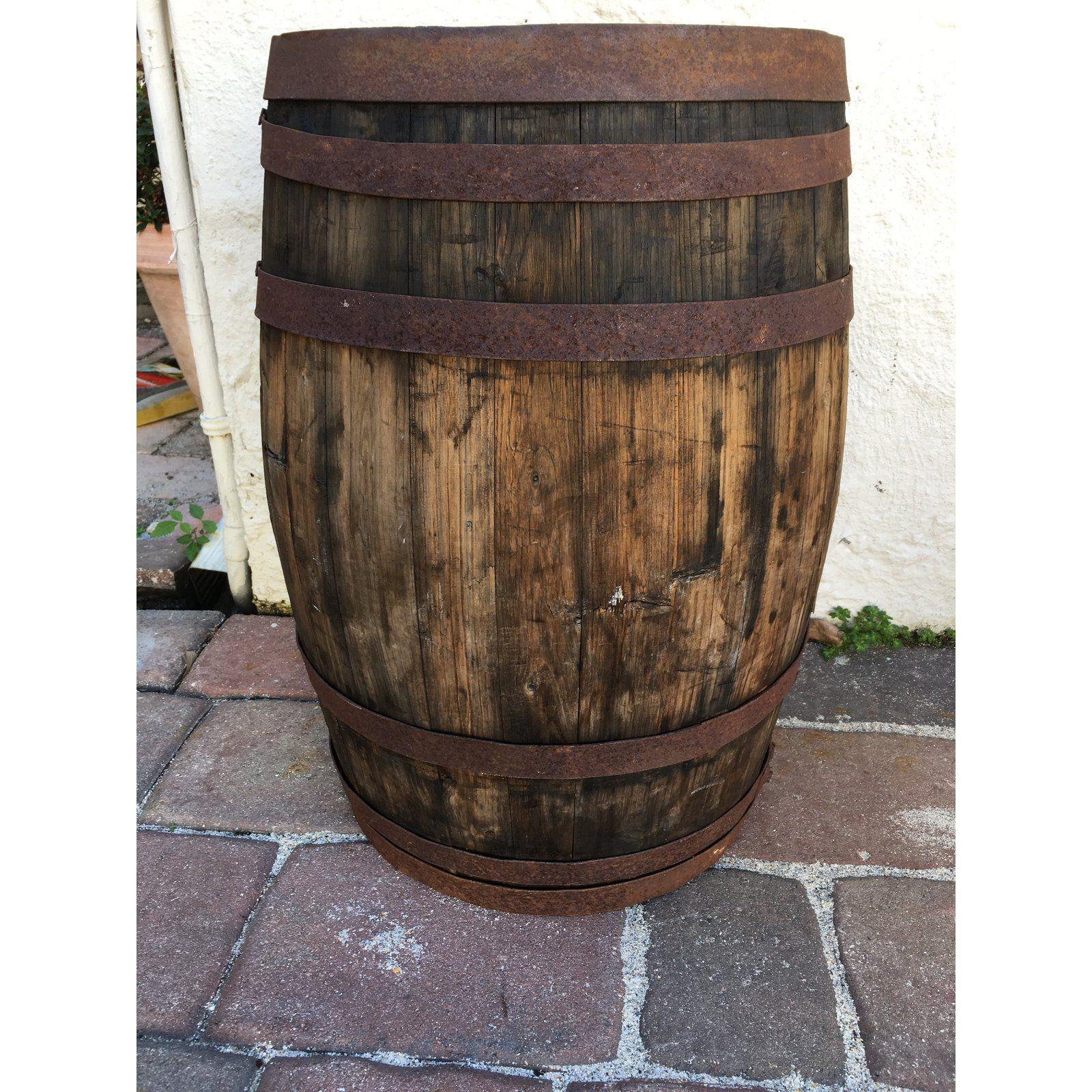 French Oak Small Wood Barrel In 2019 Barrel Ideas French Oak