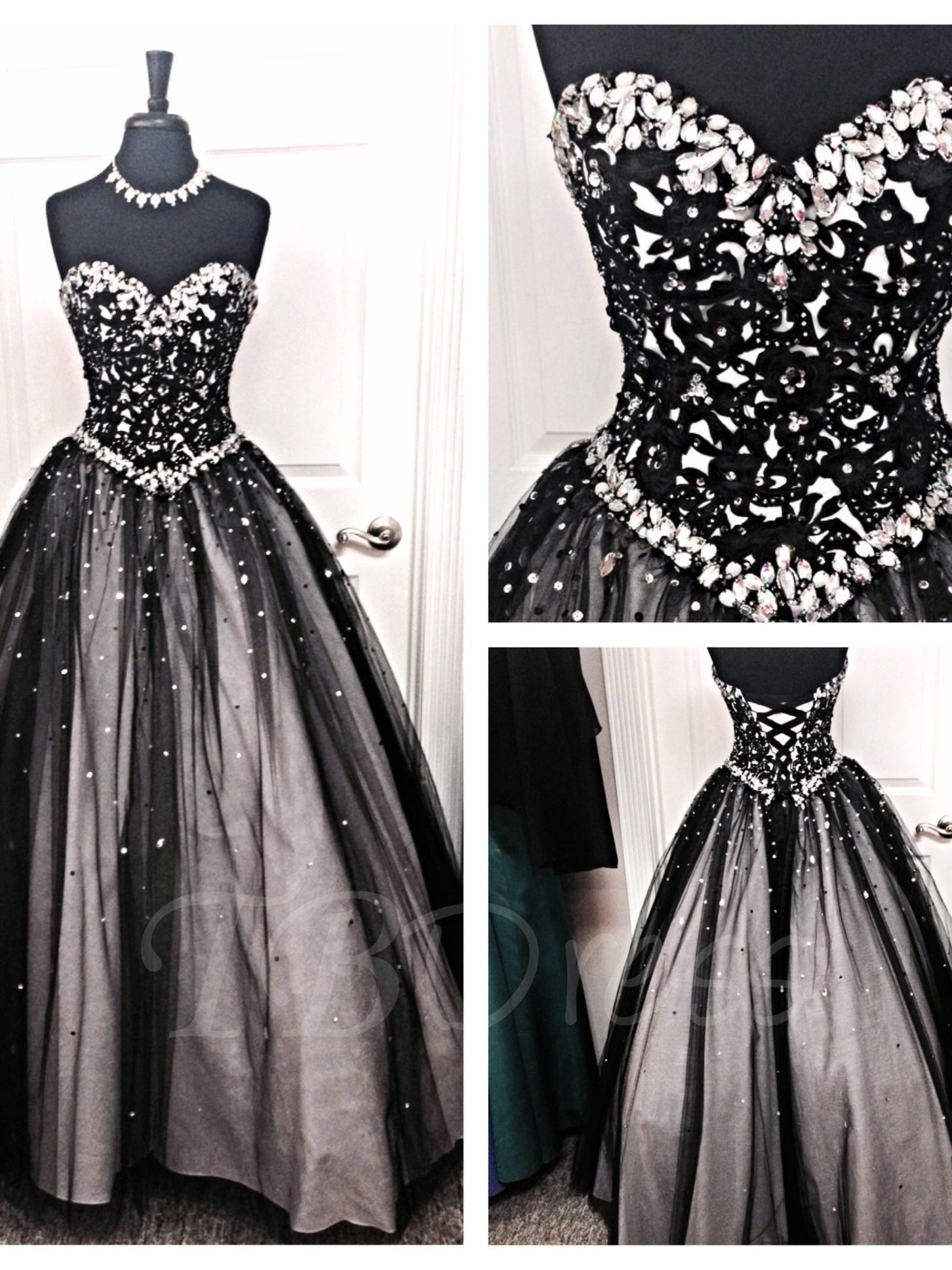 Tbdress tbdress crystal sweetheart ball gown beaded quinceanera