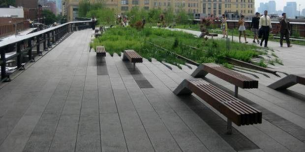 Highline | Urban | Pinterest | Urban