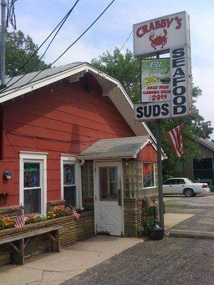 Crabby S Mays Landing Nj Restaurant New Jersey Seafood Restaurant