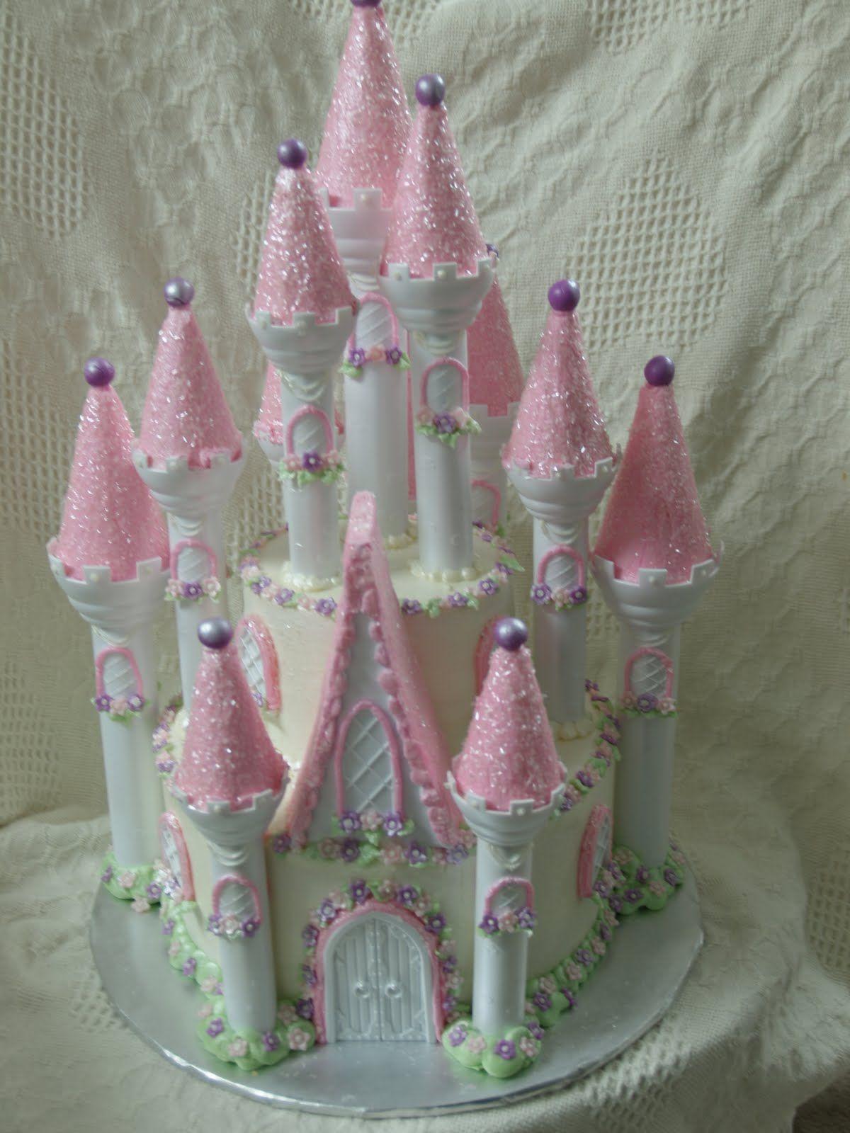 Wilton Castle Cake Beckys Sweets Chloe Pinterest Castles