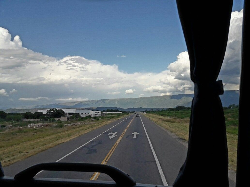 Ruta Catamarca.  Argentina.