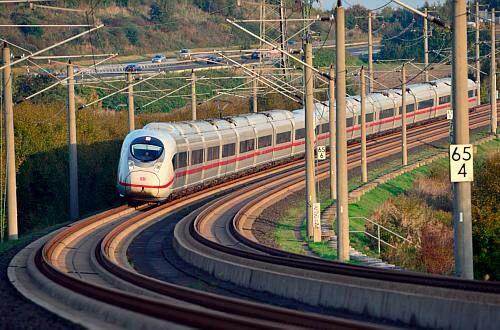 Siemens Velaro D High Speed Train Gains French Authorisation