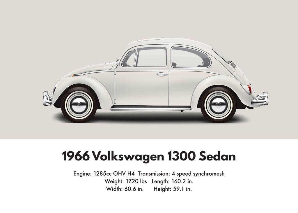 white vw beetle side profile google search vw pinterest vw