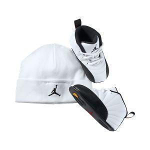 outlet store 8c719 2a72e uk air jordan retro 12 crib shoes df616 2ce1d