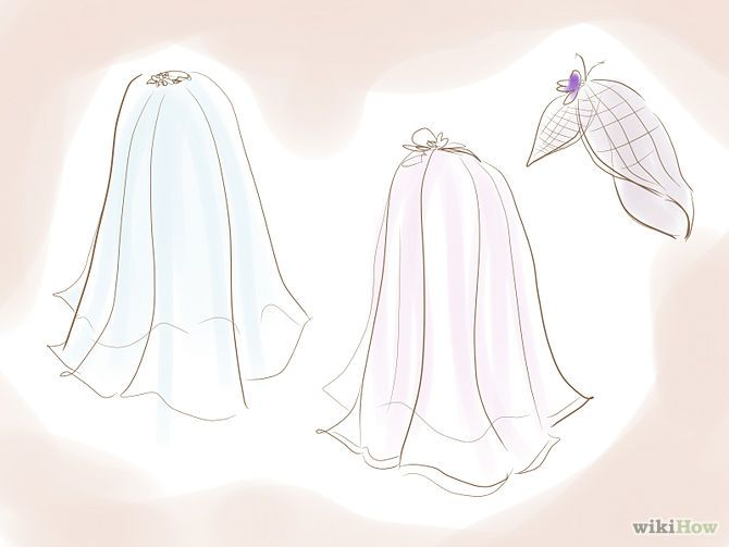 Choose A Wedding Veil