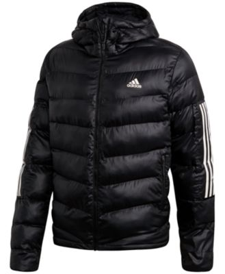 cf442684f adidas Men's Insulated Hooded Puffer Jacket - Black 2XL | Products ...