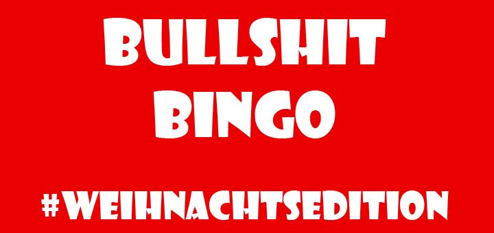 Alle Jahre wieder spielt sich das gleiche Schauspiel ab: Viel zu viel leckeres Essen, Geschenke zum Abgewöhnen und eine buckelige Verwandtschaft, die garantiert kein Fettnäpfchen auslässt. Um etwas mehr Abwechslung in eure Weihnachtsfest zu bringen, empfehle ich das nachfolgende lustige Bullshit-Bingo zu Weihnachten. Regeln für Bullshit-Bingo Die Regeln vom Weihnachtsbingo sind denkbar einfach. Immer wenn ihr einen augelisteten Sprücheoder Phrasenhört,...