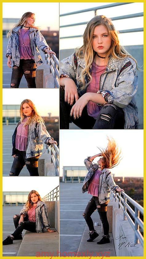 Senior Pictures with a guitar  Park and Parking Garage Vibe for Musicians  by Photographer Lisa McNiel  Senior Pictures with a guitar  Park and Parking Garage Vibe for Mu...