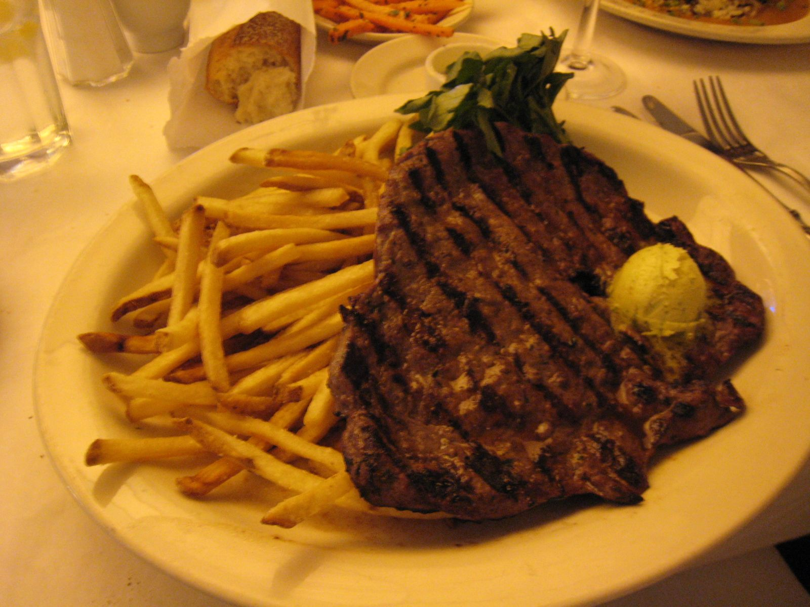 Steak Frites!