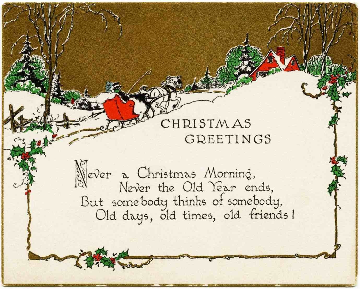 New Post Christmas Card Greetings Message Xmast Pinterest