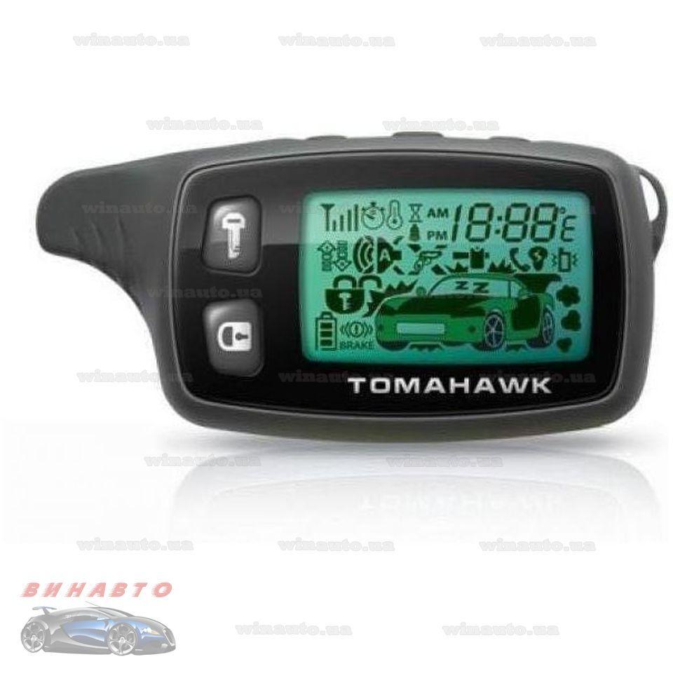 Автосигнализации инструкция tomahawk