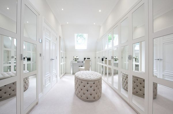 How Mirrored Closet Doors Can Enhance The Beauty Of Your