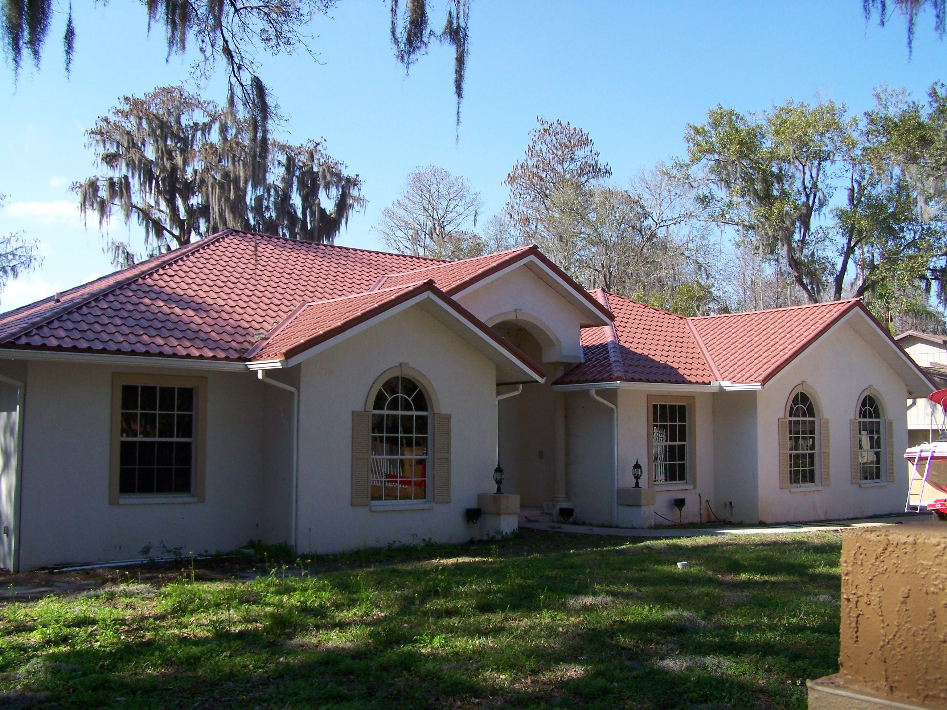 Future Tile Terra Cotta Lg Jpg 3072 2304 Mediterranean Tile Steel Roofing House Exterior