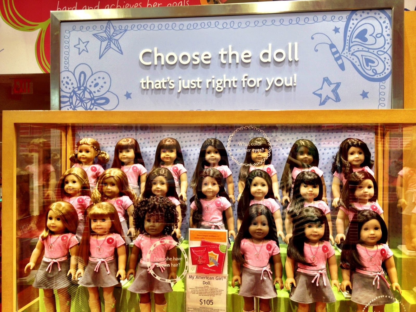 American Girl Doll Store Cant Wait To Take My