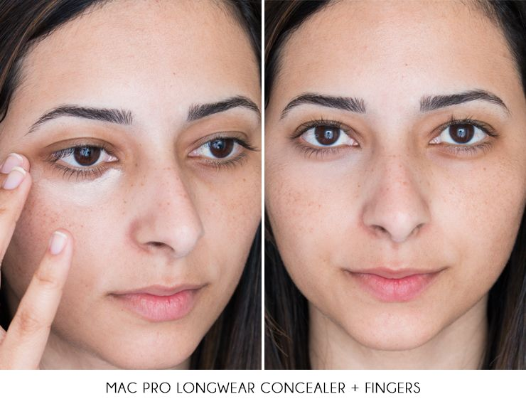 mac pro longwear foundation recension
