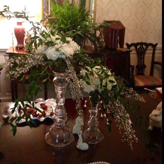 Easter wedding shower table decor   Wedding shower tables ...