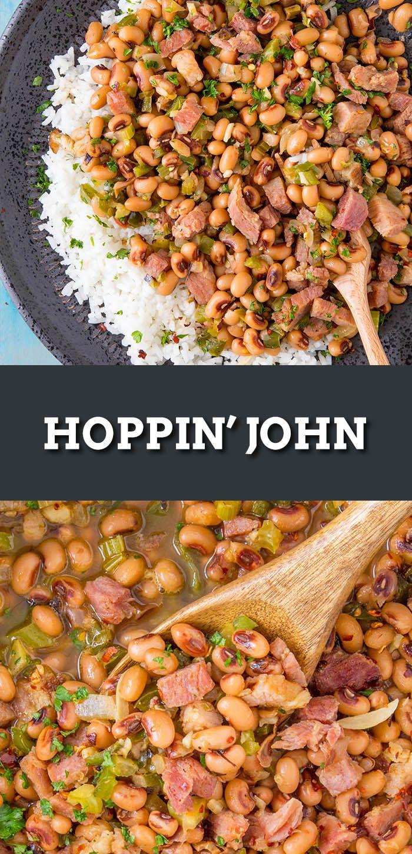 Cajun Hoppin' John