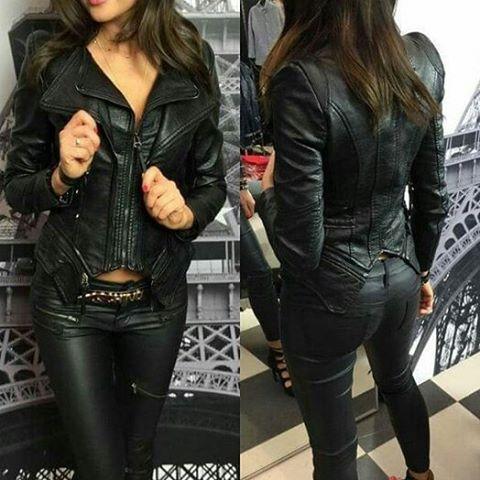 Francuska Kurtka Ramoneska Valentino Xs S M L 6138931219 Oficjalne Archiwum Allegro Fashion Womens Fashion Women