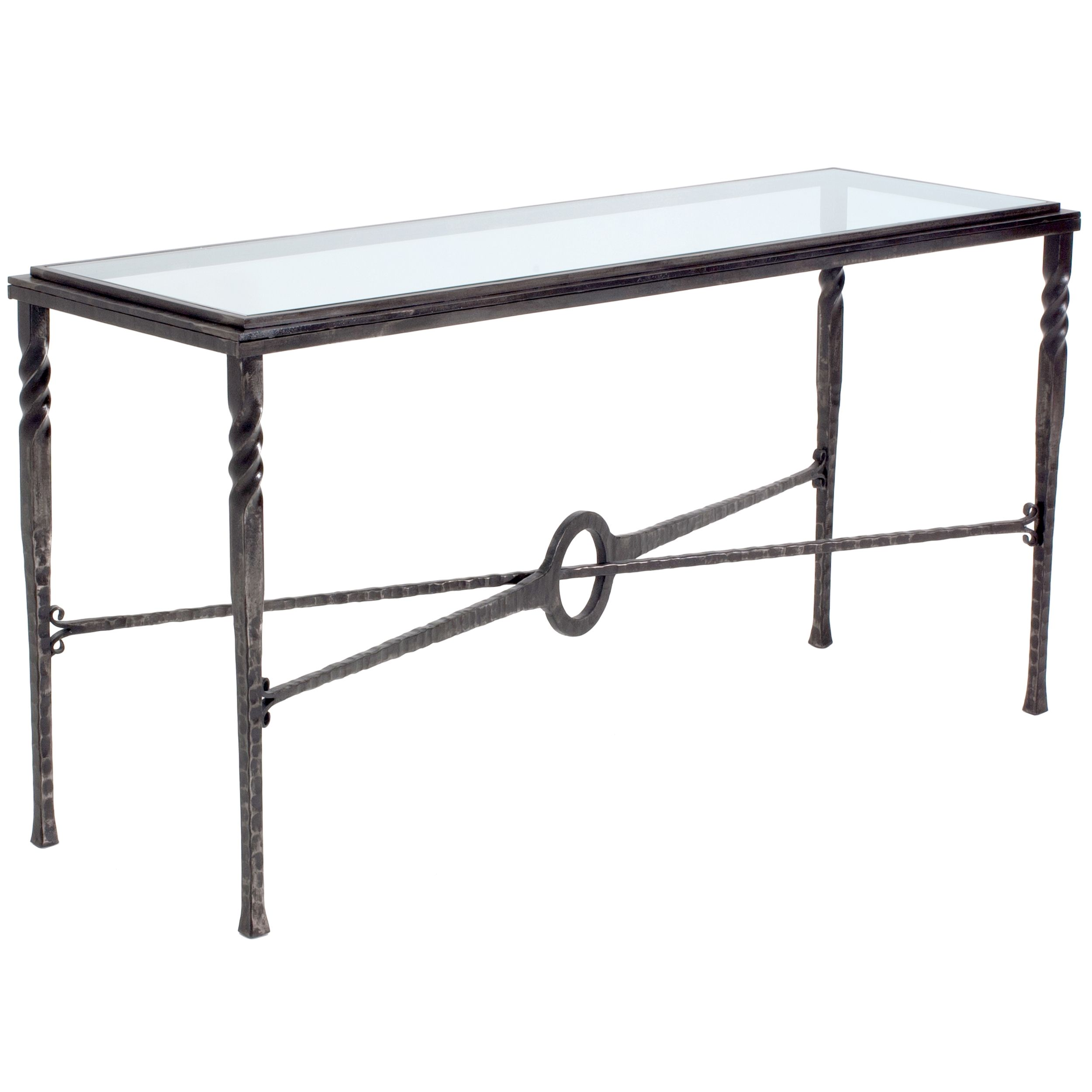 Cool Wrought Iron Sofa Table Trend 68 For Living Room
