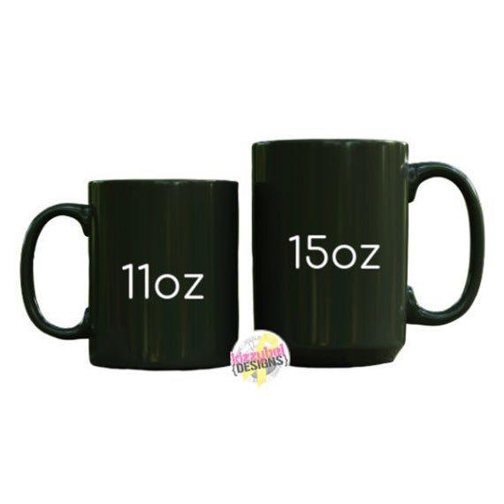 Navy Girlfriend Gift – Proud Navy Girlfriend Mug – Navy Girlfriend Mugs – Navy Gifts – Cute Gift For