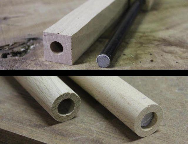 Como elaborar un manubrio fixie de madera - Bik-eBulletin | El Blog del Ciclismo