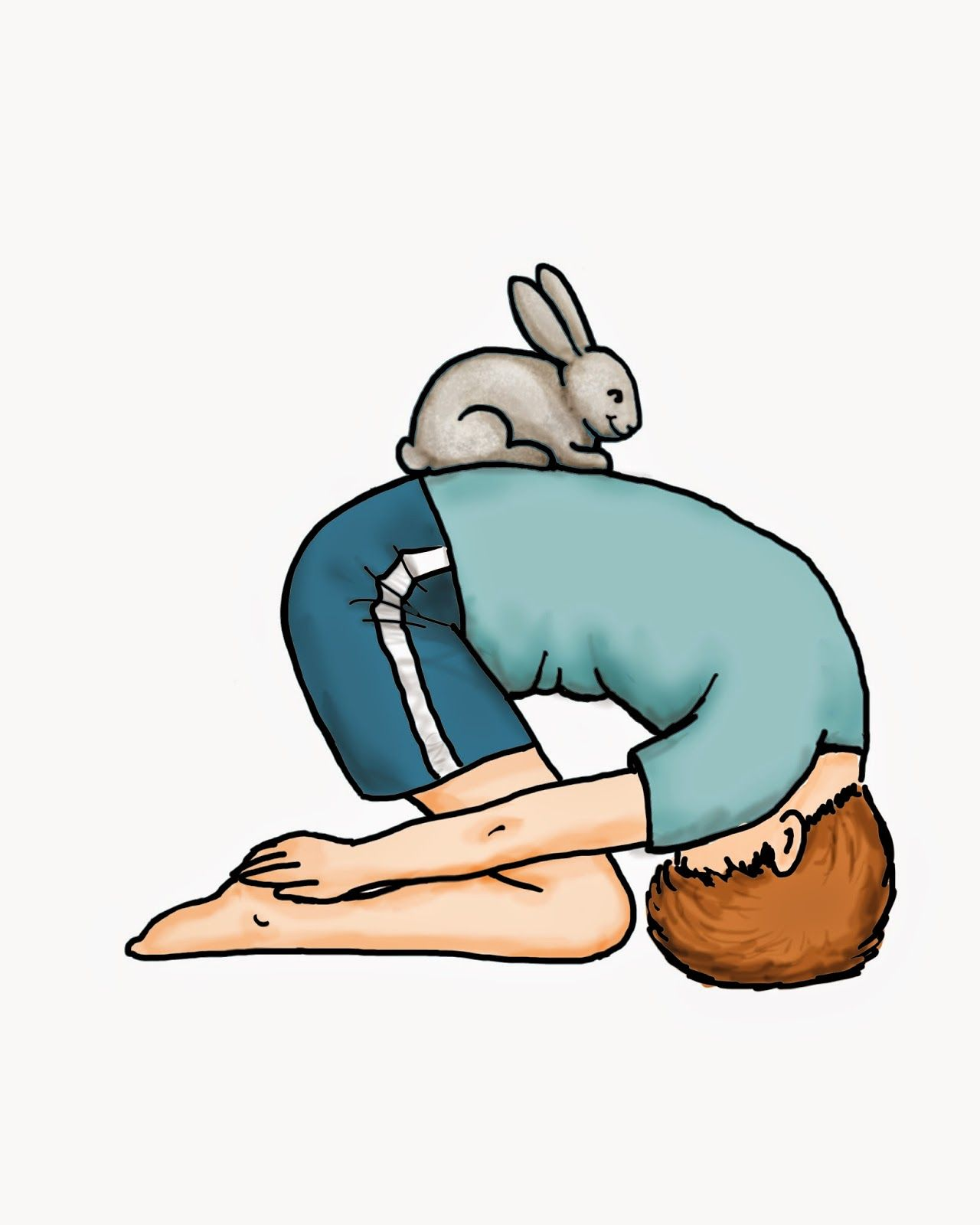 Yoga For Kids Benefits Of Rabbit Posture