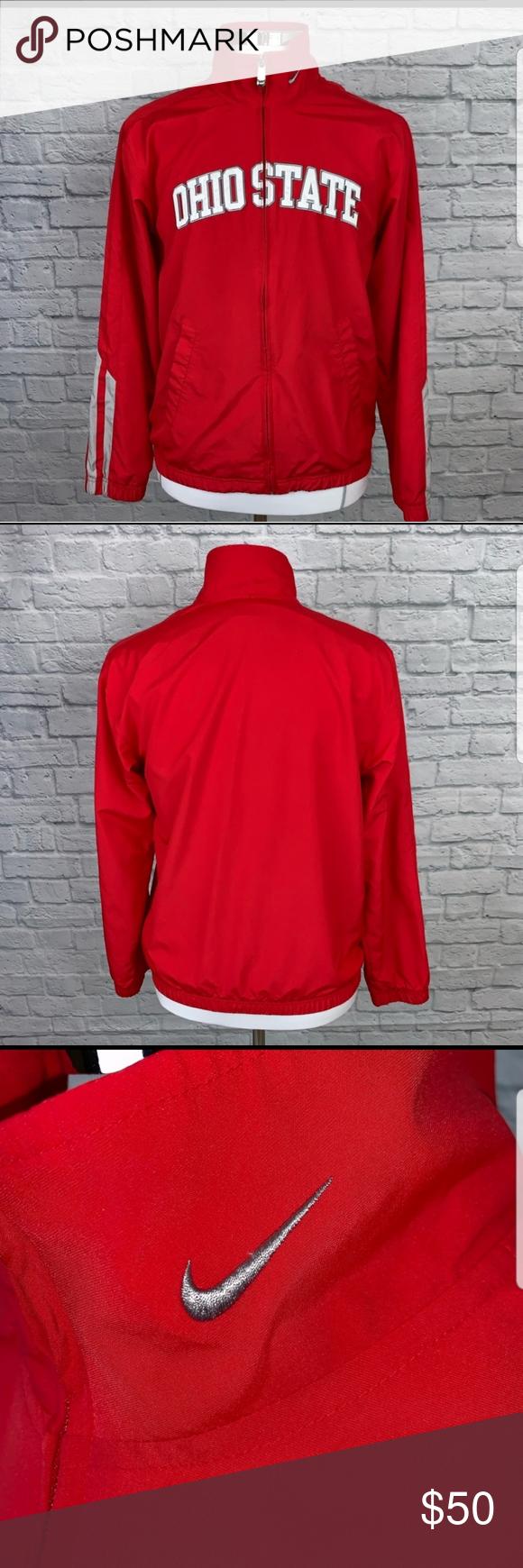 Ohio State Buckeyes Excellent condition Nike Jackets & Coats Performance Jackets #ohiostatebuckeyes