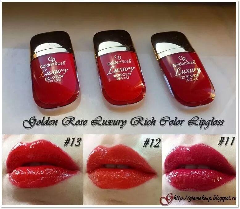 #makeup #goldenrose