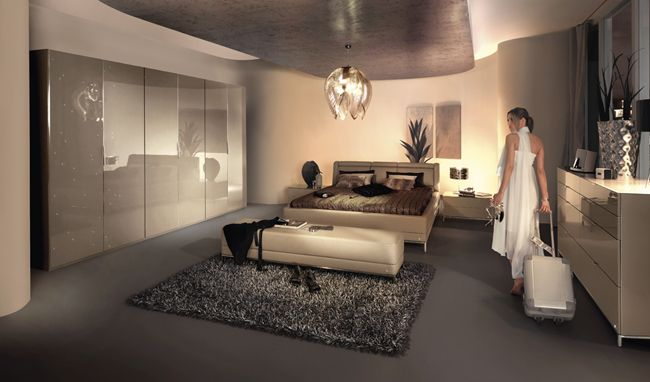 Awesome Style Chambre A Coucher Adulte Contemporary - Amazing ...