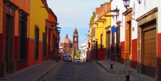 Fotos de la semana: Ciudades coloniales de México   México Desconocido