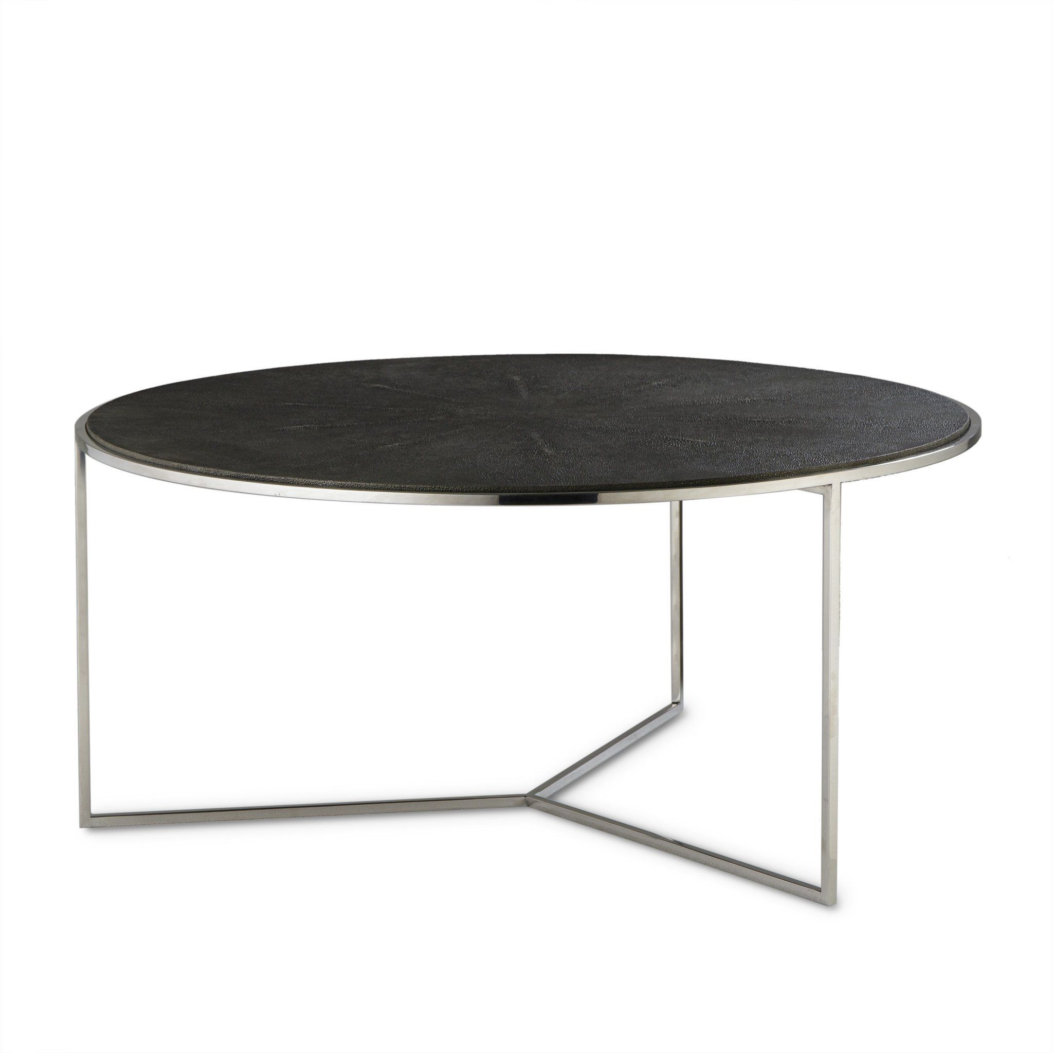 Nathan Coffee Table In 2021 Coffee Table Shagreen Coffee Table Modern Glass Coffee Table [ jpg ]