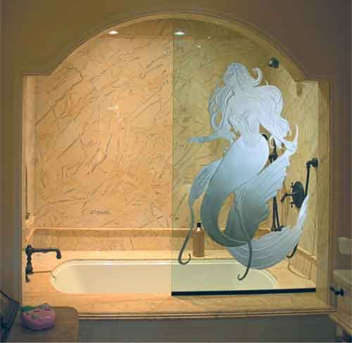 Prl Glass Systems Inc Shower Galery Etched Glass Shower Doors Glass Shower Doors Shower Doors