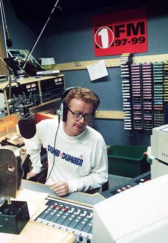 Chris Evans Breakfast Show (1996)