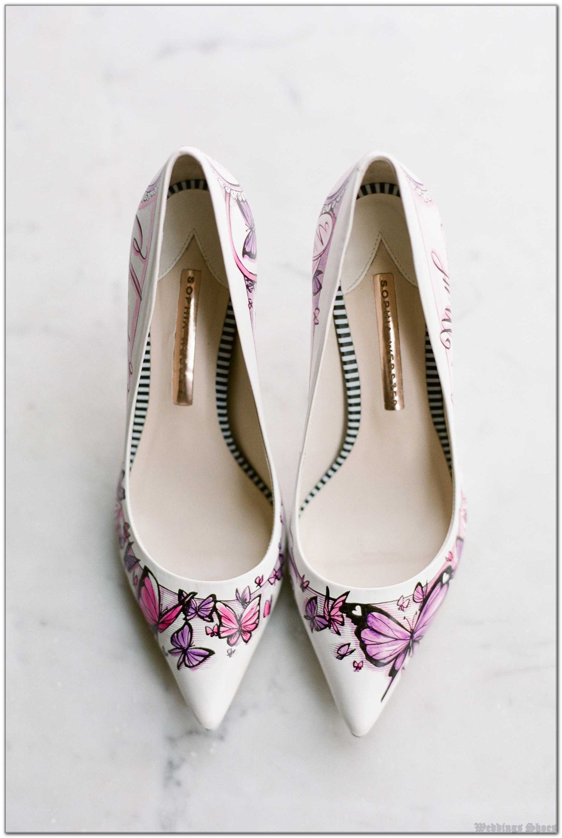 The Secret of Wedding Shoes
