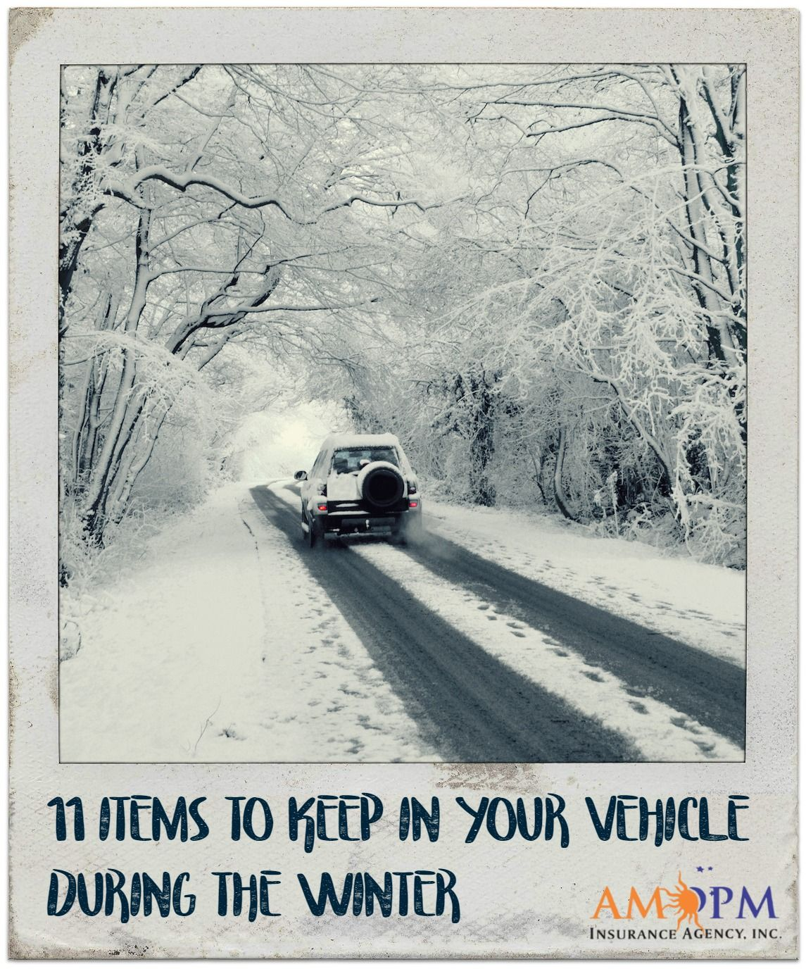 Check out our blog before your next road trip to the snowy