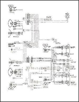 Mid 1975 chevy gmc c5 c6 conventional wiring #diagram c50 #c5000 ...
