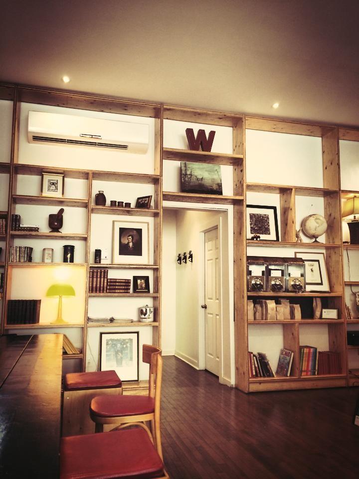 Cafe Station W 3852 Rue Wellington Verdun Home Decor Home Gallery Wall