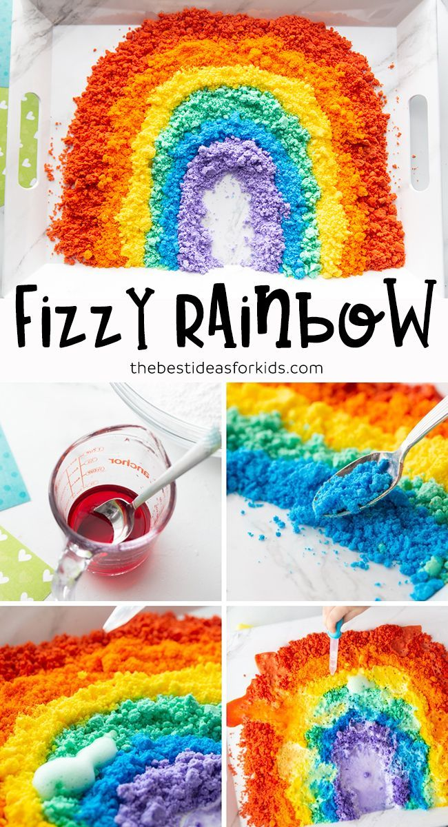 Baking Soda and Vinegar Experiment - The Best Ideas for Kids