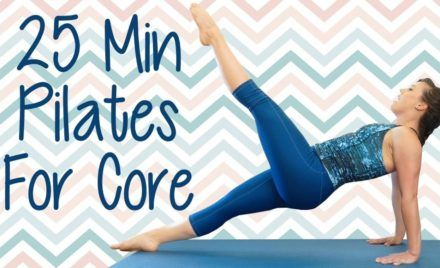 FULL 45 min Pilates Workout Video w/ Warm-Up & Cool Down from Sean Vigue Fitness #pilatesworkout #pilatesworkoutvideos