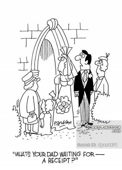 Father Of The Bride Cartoons Father Of The Bride Cartoon Funny