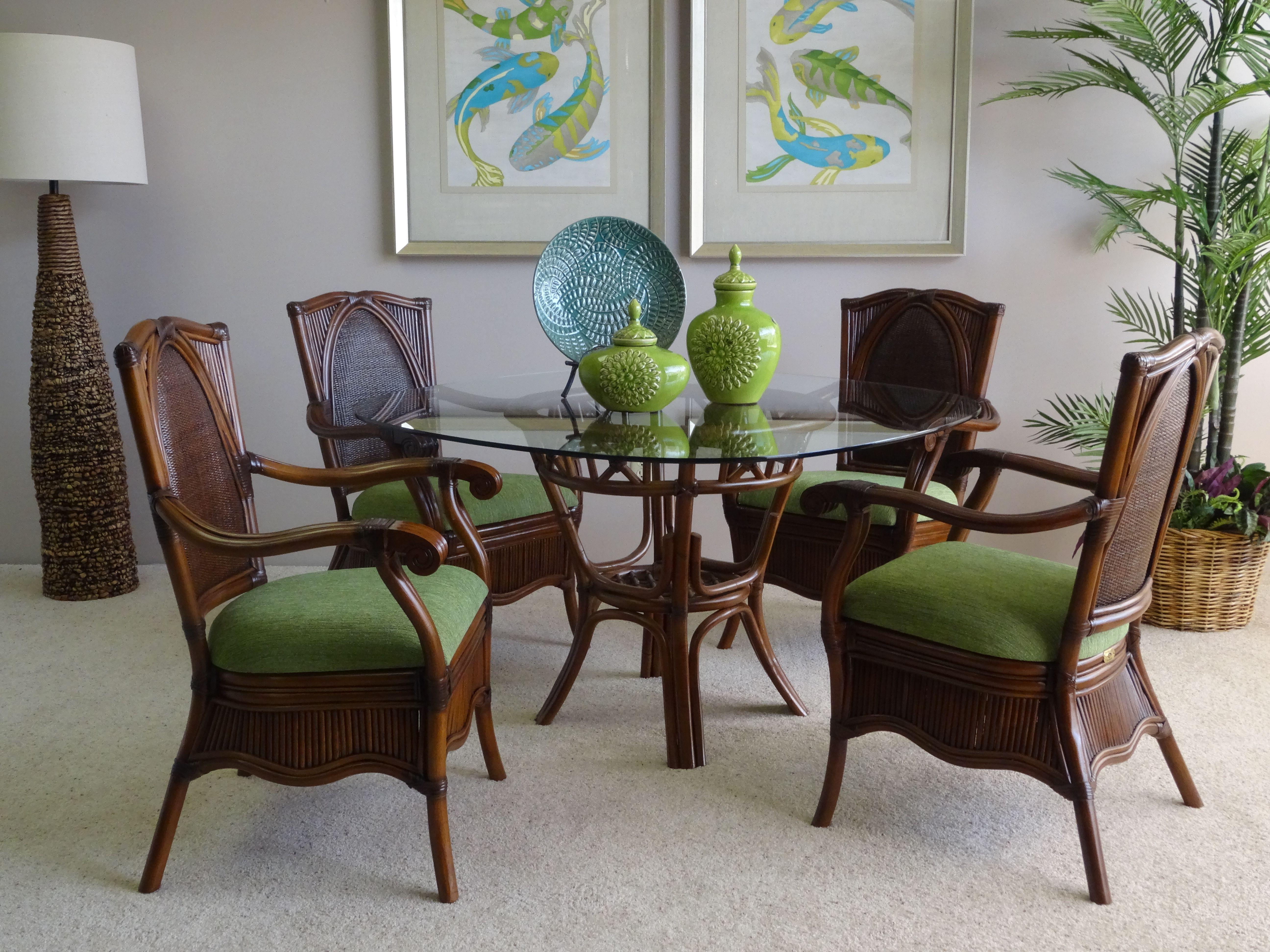 Island Style Dining Room Furnishings Maui Furniture Store