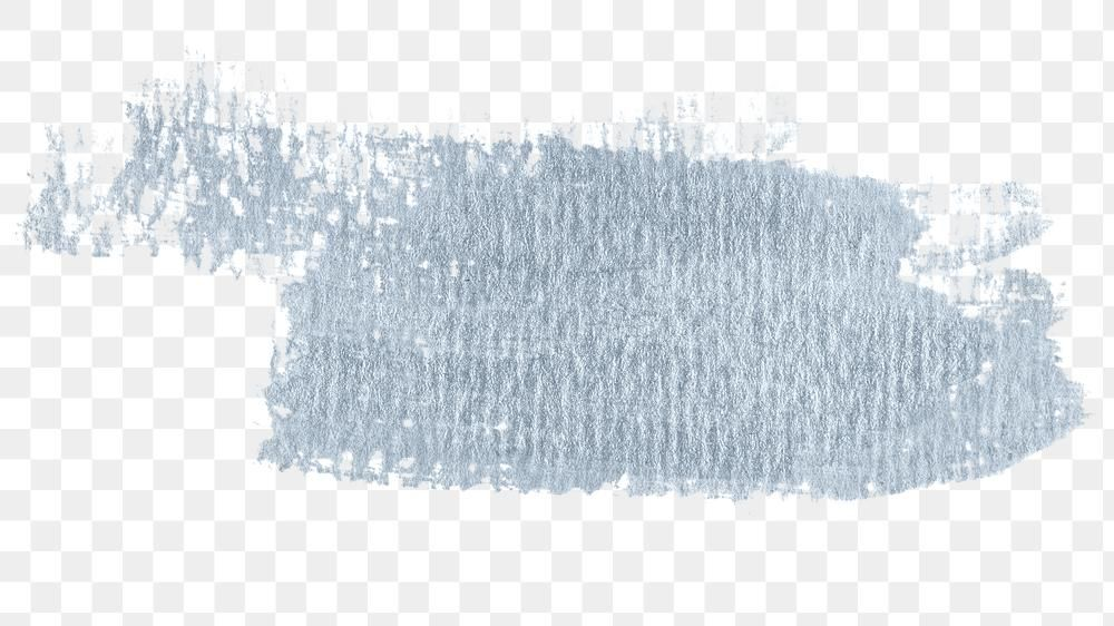 Metallic Blue Brush Stroke Transparent Png Free Image By Rawpixel Com Nap Yellow Painting Brush Stroke Png Texture Painting