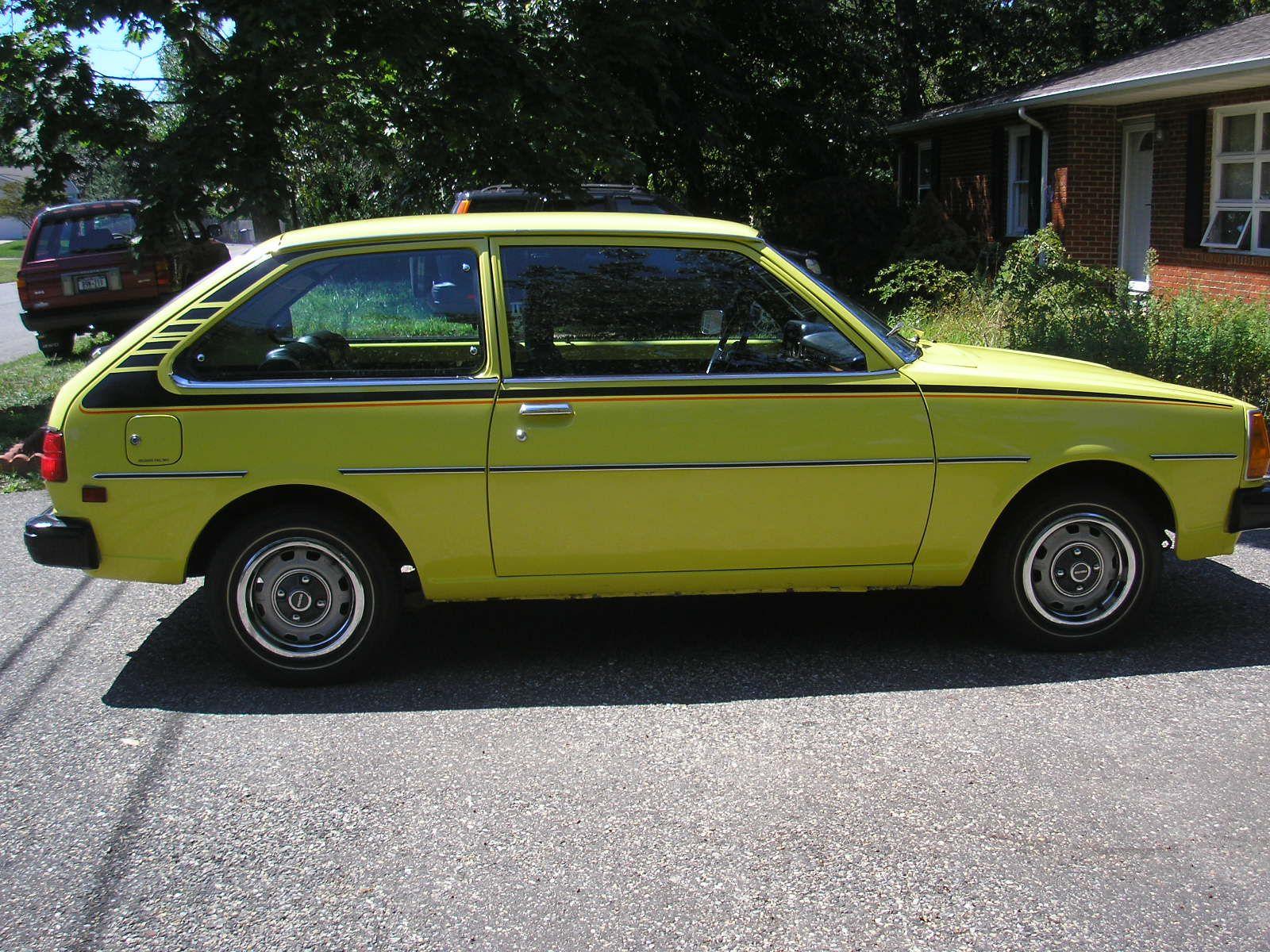 1980 Mazda GLC --- My Tootsie!! | A Blast from the past ...