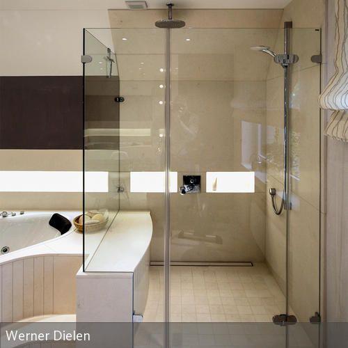 Couch Dusche Badezimmer Wohnen